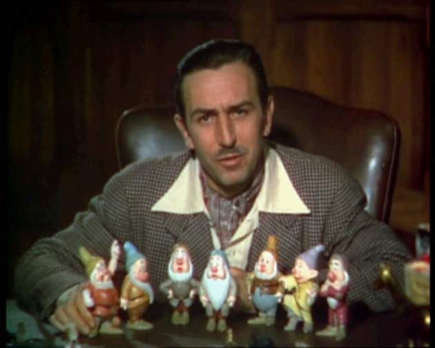 Walt Disney 1937 (Screenshot)